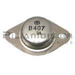Transistor PNP Vcbo:-30V Ic:-7A Pc:30W TO-3