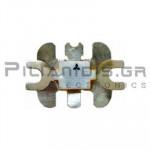 Transistor NPN Vceo:17V Ic:5A Pc:40W 470MHz T-31E