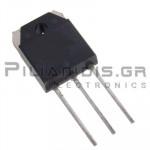 Transistor NPN Darlington Vceo:800V Ic:7A Pc:80W TO-3P