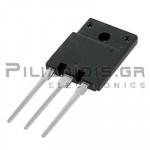 Transistor NPN Darlington Vceo:800V Ic:15A Pc:75W TO-3PML