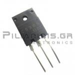 Transistor NPN Darlington Vceo:700V Ic:5A Pc:50W TO-3PML (BU808DFI)