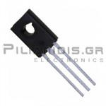 Transistor Darlington NPN Vceo:80V Ic:2A Pc:10W 100MHz TO-126F