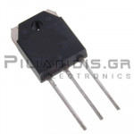 Mosfet N-Ch 160V 8A Vgss:±20V 100W TO-3P