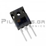 Transistor PNP Vceo:-140V Ic:-10A Pc:100W 20MHz TO-247