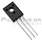 Transistor PNP Darlington Vceo:-100V Ic:-4A Pc:40W TO-126