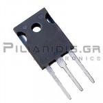 IGBT Transistor N-Ch 600V 54A 167W TO-247
