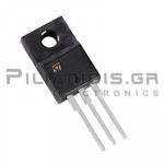 IGBT Transistor Low Drop 600V 23A 25W TO-220FP