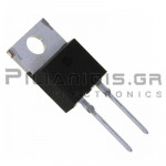 Fast Recovery Diode 400V 8Α Ifsm:60A <135ns TO-220AC