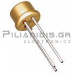 High Precision 2,5V Voltage Reference TO-52