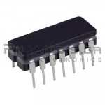 FM Stereo Multiplex Demodulator  CDIP-14