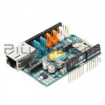 Kit Arduino expansion Ethernet & SD Cards