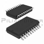 AT89C2051-24SU Microcontroller 8bit 4.0-6.0V 2kB Flash 24MHz SOIC-20