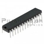 ATMEGA8A-PU Microcontroller 8bit 2.7V 8kB Flash 16MHz SDIP28