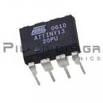 Microcontroller AVR 8-Bit 1,8-5,5V 1K Flash 20MHz DIP-8