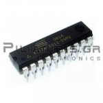 Microcontroller 8-Bit 5V; Flash 2k; EEPROM 128B; SRAM 128B; 20MHz DIP20