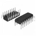 CMOS Logic; Single 8-Channel Analog Multiplexer DIP-16