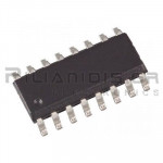 TTL Logic Single 8-Channel Analog Multiplexer SOIC-16
