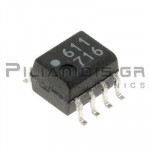 Optocoupler High speed OPIC Output 2.5kV 10MBd SO-8