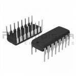 Quad Channel Optocoupler Transistor Out  >5,3kVrms 500% DIP-16