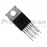 Smart High-Side 2-Ch Power Sw. 43V 1,8A 160mΩ TO-220-7