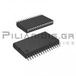 SRAM K6X1008C2 smd 5V 128Kx8 70ns SOP32