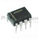 MAX1483  RS485/422 Transceiver 50V 20μΑ  DIP-8