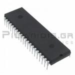 MC68HC705C  8K-OTP memory 304B-RAM 31 I/O DIP-40