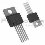 Low-Side MOSFET 6.0A Driver Non-Inverting TO-220-5