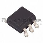 Optocoupler Triac Out 7,5KV 400V 30mA DIP-6 Gull Wing