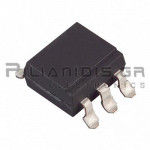 Optocoupler Triac Out Zero-Cross 7,5kV 600V  5mA DIP-6 Gull Wing