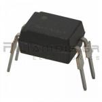 Optocoupler Transistor Out 5kV 80V 50mA >50% DIP-4