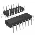 TTL Logic; Dual 4-Input Positive NAND Gates DIP-14
