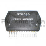 Hybrid Audio Amplifier  50W  ±35V