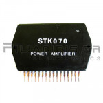 Hybrid Audio Amplifier  70W  ±42V