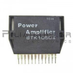 Hybrid Audio Amplifier  50W  ±36V