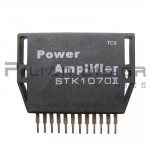 Hybrid Audio Amplifier  70W  ±43V