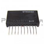 Voltage Regulator +9.5V/1.6Α +15V/2.5Α