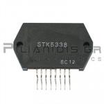 Voltage Regulator +12.3V/1A +5.8V/0.15Α +5.1V