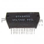 Voltage Regulator +13V/1,5A +9,5V/1,5A +12V/1,5A +6V/0,5A