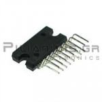 TDA-8562  Audio Power Amplifier 4x12W SOT243-1
