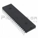 UM-7107  1/2 Digit LCD/LED Display, A/D Converter DIP-40