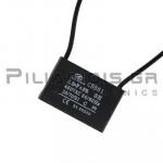 Πυκνωτής Λειτουργίας CBB61  2.2μF  450VAC