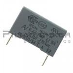 Πυκνωτής ΜKP X2 33nF 275VAC P10.0