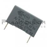 Πυκνωτής ΜKP X2 33nF 275VAC P15.0