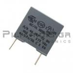 Πυκνωτής ΜKP X2 68nF 275VAC P10.0