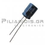Πυκνωτής Low ESR  180μF  35V 105C    8x11.5mm RM3.5