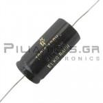 CAP-100.0-μF 100V bipolar 18x39mm