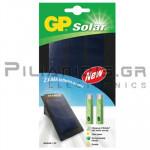 GP ΦOPTIΣTHΣ Solar Ni-MH AA/AAA