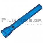 Φακός D series 60Lm (269m) με 3xD Μπλε