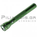Φακός D series 60Lm (269m) με 3xD Πράσινο